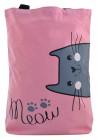 Женская тканевая сумка YES TB-20 Meow