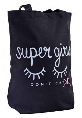 Фото Женская тканевая сумка YES TB-20 Super Girls
