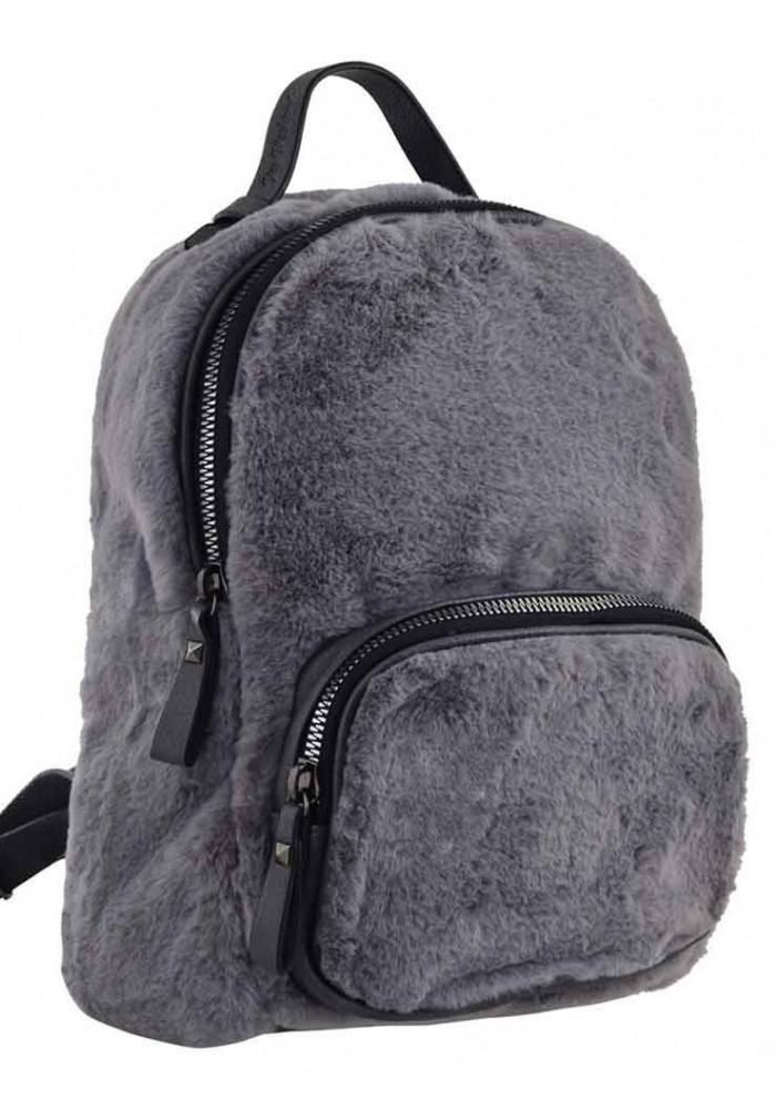 Рюкзак из меха YES Weekend YW-10 Grey
