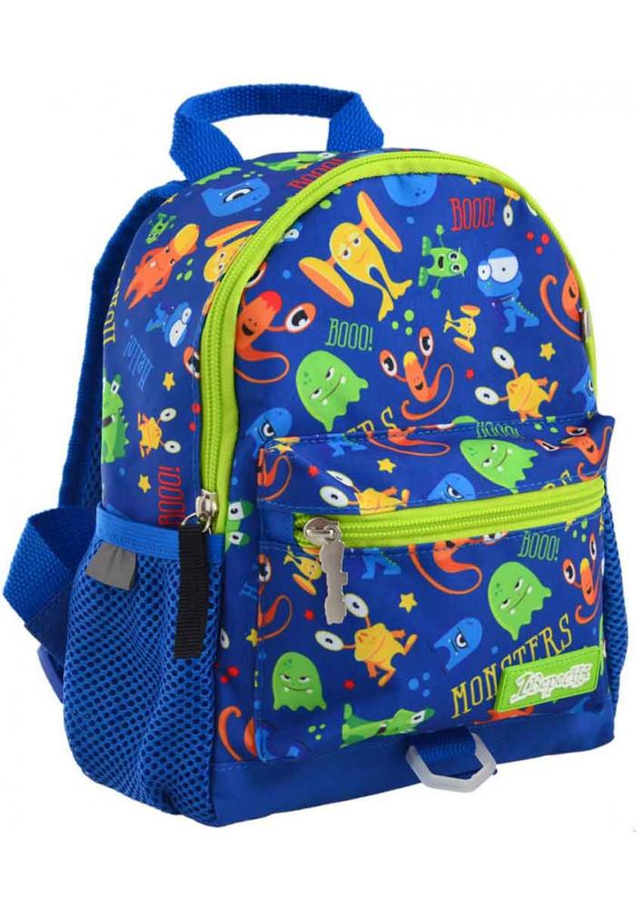 Детский рюкзак 1 Вересня K-16 Monsters