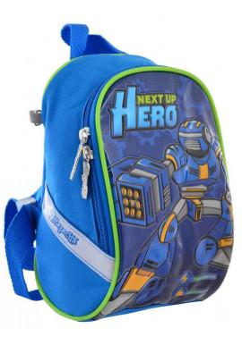 Фото Детский рюкзак 1 Вересня K-26 Steel Force