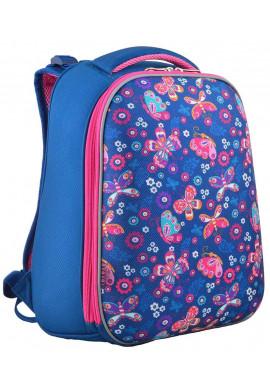 Фото Школьный рюкзак 1 Вересня H-12-1 Butterfly