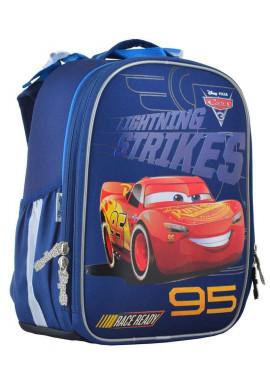 Фото Школьный рюкзак 1 Вересня H-25 Cars