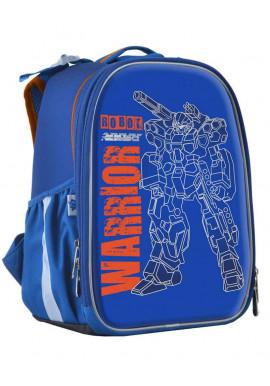 Фото Школьный рюкзак 1 Вересня H-25 Robot
