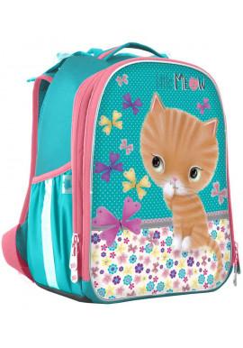 Фото Школьный рюкзак 1 Вересня H-25 Cat