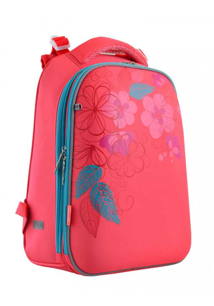 Школьный рюкзак 1 Вересня H-12 Blossom