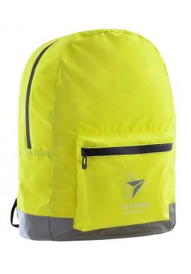 Фото Молодежный светоотражающий рюкзак YES Ultra Reflective T-66 Yellow