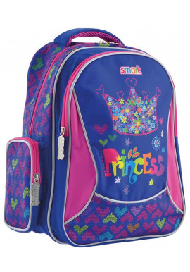 Фото Школьный рюкзак SMART ZZ-02 Cool Princess