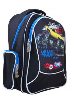 Школьный рюкзак SMART ZZ-02 Speed 4*4