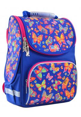 Школьный каркасный рюкзак SMART PG-11 Butterfly dance