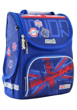 Каркасный рюкзак для школы SMART PG-11 London