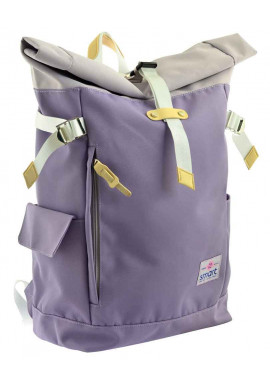 Рюкзак SMART Roll-top T-69 Lavender