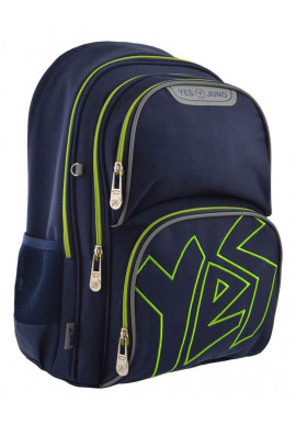 Фото Школьный рюкзак YES S-30 Juno YES Green