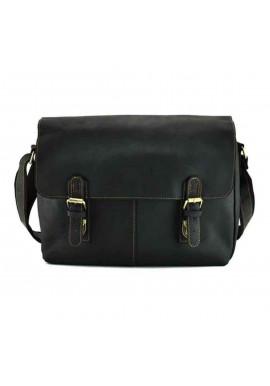 Фото Кожаная мужская сумка на плечо Tiding Bag 6002LA-2