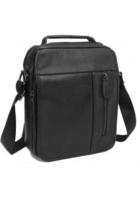 Фото Мужская сумка на плечо кожаная Tiding Bag A25-2158A