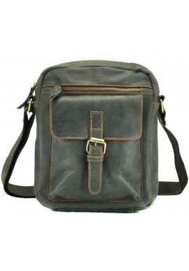 Фото Сумка через плечо серо-зеленого цвета Tiding Bag NM15-1783G