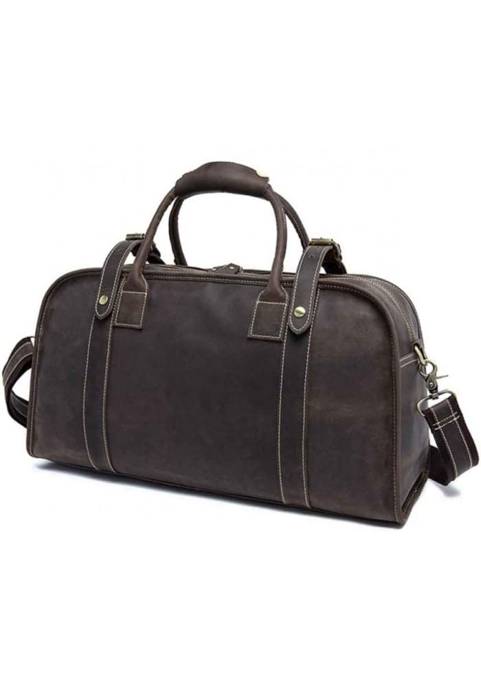 Дорожная мужская сумка кожаная Bexhill Bx1036