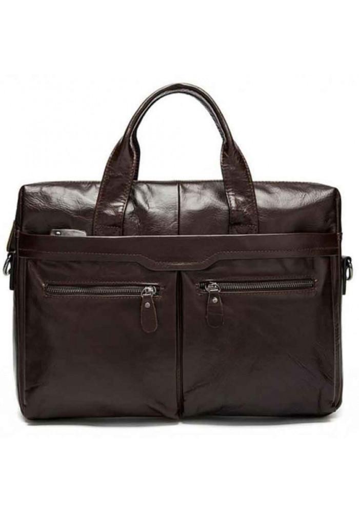 Мужской кожаный портфель Bexhill Bx9005C
