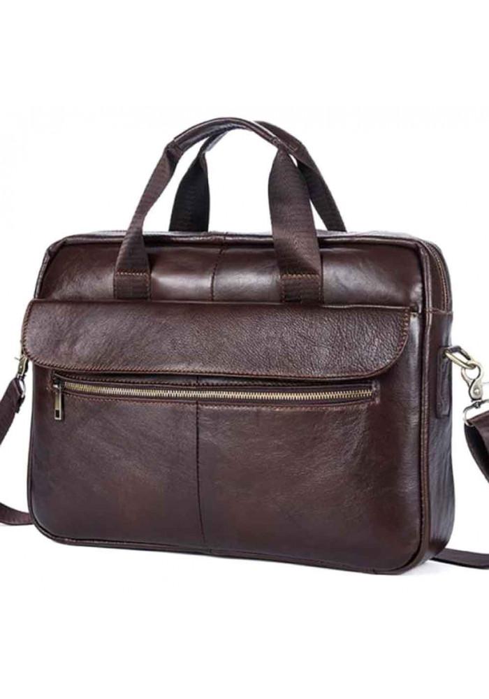 Фото Кожаный портфель для мужчины Bexhill Bx1127C
