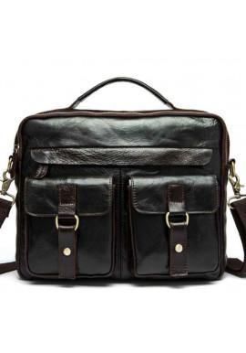 Фото Мужской портфель Bexhill BX8001B темно-коричневый