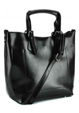 Фото Кожаная женская сумка Grays GR3-6103A
