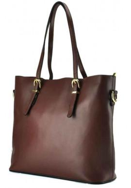Фото Женская сумка из кожи Grays GR3-173BR