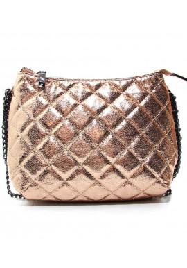Фото Женская сумка-клатч Valensiy 20910 золотистый