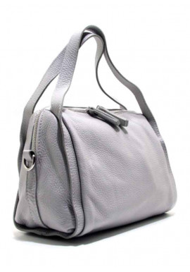 Фото Кожаная женская сумка Italia 260