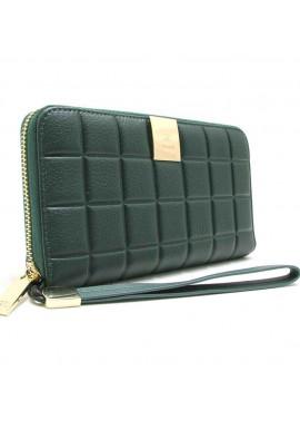 Женский кошелек из кожи CH 60019 Green
