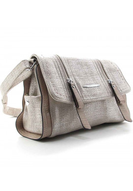 Фото Женская сумка через плечо Batty 1701 Beige