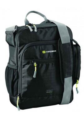 Мужская сумка на плечо Caribee Jetset RFID 8L Black