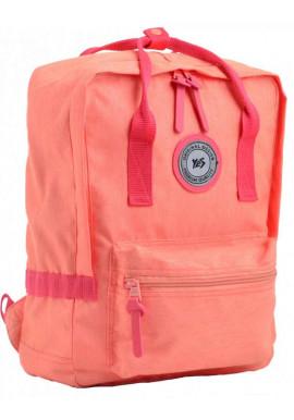 Фото Женская сумка-рюкзак YES ST-24 Safety Orange