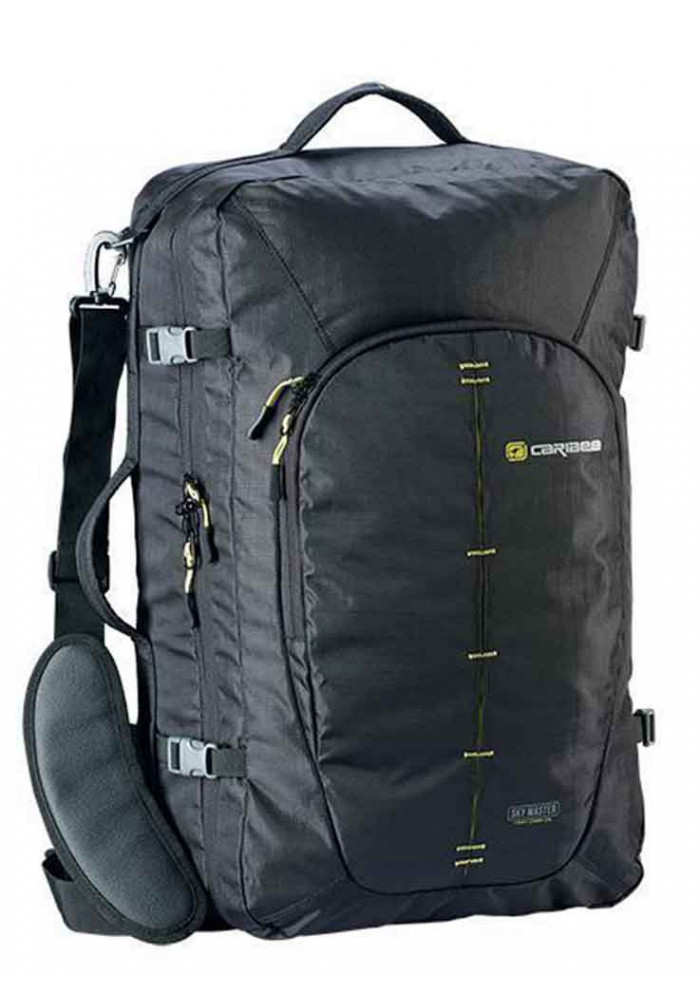 Фото Сумка-рюкзак дорожная Caribee Sky Master 40 Carry On Black