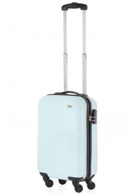 Чемодан маленького размера TravelZ Horizon S Baby Blue