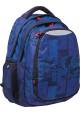 """Рюкзак """"1 вересня"""" для подростков синий """"Indigo"""" T-22 - интернет магазин stunner.com.ua"""