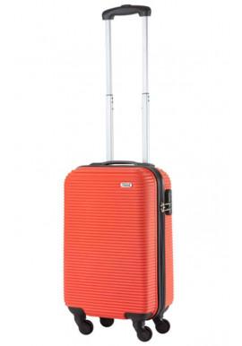 Чемодан для ручной клади TravelZ Horizon S Fiesta Orange