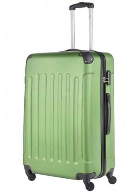 Чемодан с колесами TravelZ Light L Khaki Green