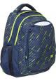 """Рюкзак для подростков синий YES """"Arrow"""" T-22 - интернет магазин stunner.com.ua"""