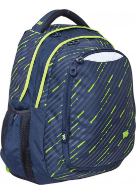 """Рюкзак для подростков синий YES """"Arrow"""" T-22"""
