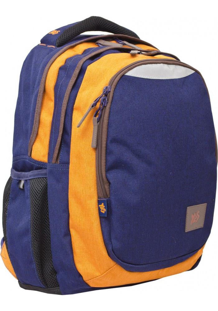 "Рюкзак подростковый фиолетовый YES ""Energy"" T-22"