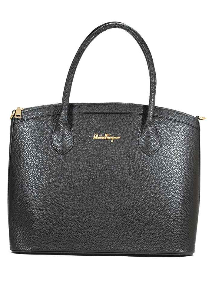 Фото Женская сумка тоут с жестким каркасом 37-P001