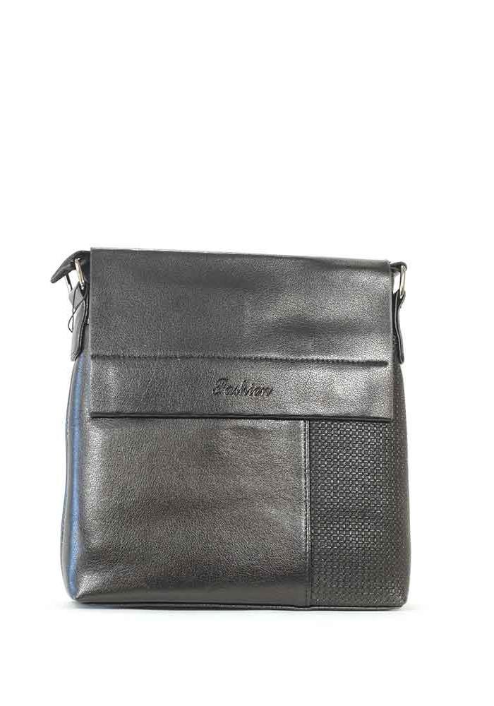 Фото Мужская сумка через плечо Fashion 104-3-blk