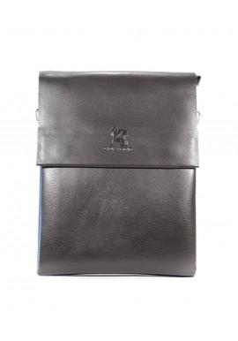 Фото Коричневая мужская сумка через плечо Gorangd 886-3