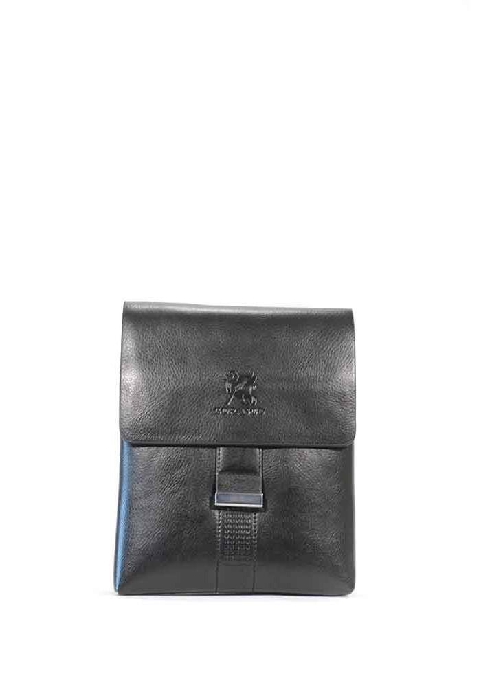 Маленькая мужская сумка через плечо Gorangd 88817-1