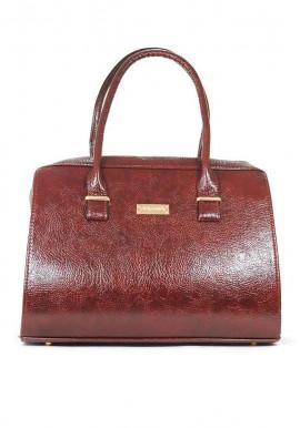 Фото Бордовая глянцевая женская сумка Betty Pretty 12P-DIEGO-BORDO