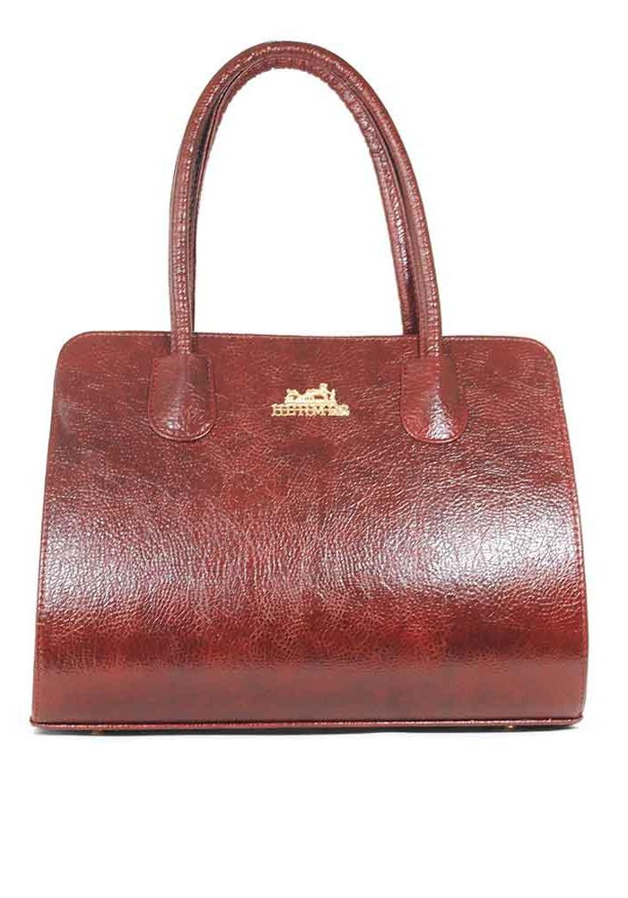 Фото Бордовая женская каркасная сумка Betty Pretty 95-DIEGO-BORDO