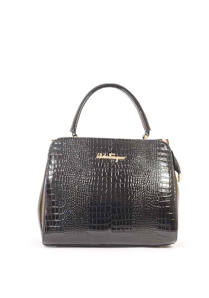 Лаковая женская сумка Betty Pretty 03-1253