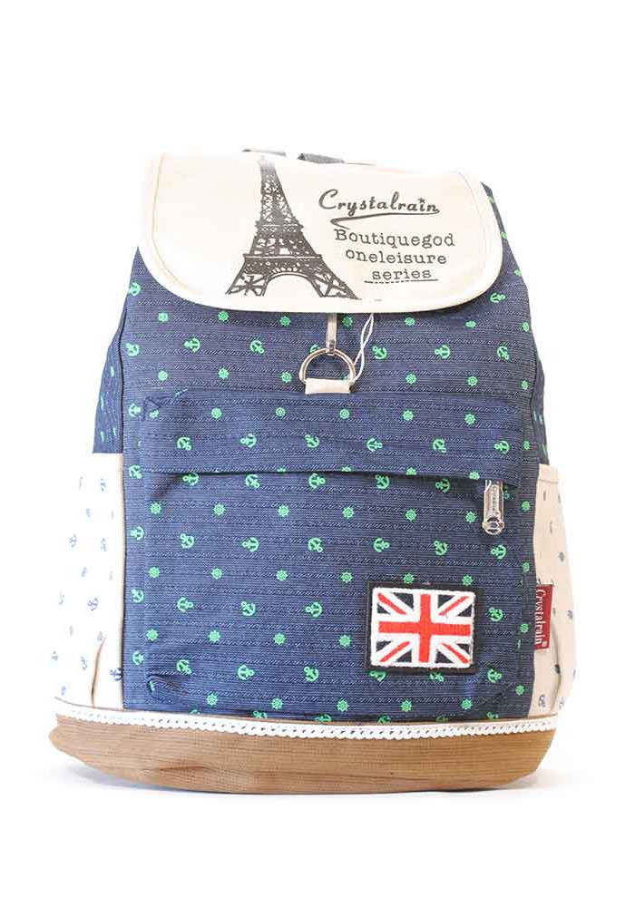 Рюкзак молодежный Crystalrain QB-2010-ENGLAND