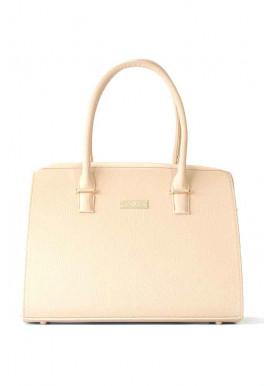 Фото Песочная матовая женская сумка Betty Pretty 12P-PESOK