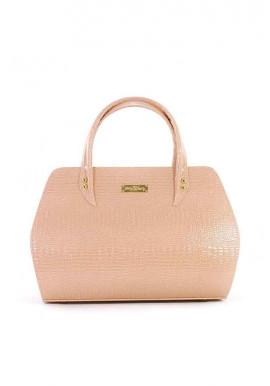 Фото Летняя пудровая женская сумка Betty Pretty 14-PUDRA